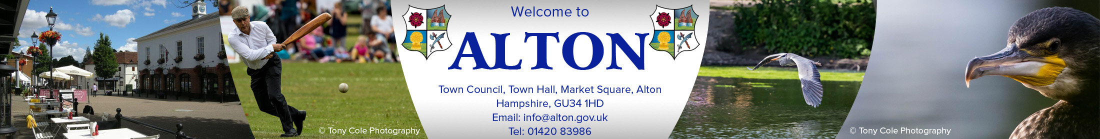 Header Image for Alton Town Council