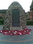 The Cairn War Memorial